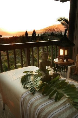 Relax Therapeutic Massage : View of Four Islands from Studio
