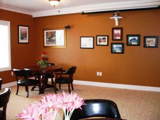 Depot Inn & Suites: Function Room