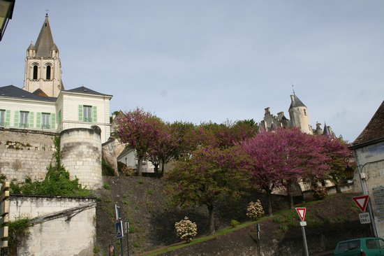 La Maison de l'Argentier du Roy: B&B neighborhood
