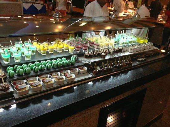 Hotel Riu Palace Bavaro: Dessert Bar