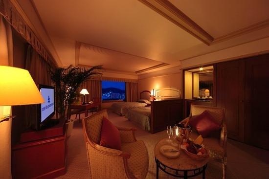 Hotel Nikko Princess Kyoto: ジュニアスイートルーム