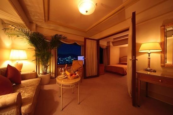 Hotel Nikko Princess Kyoto: スイートルーム