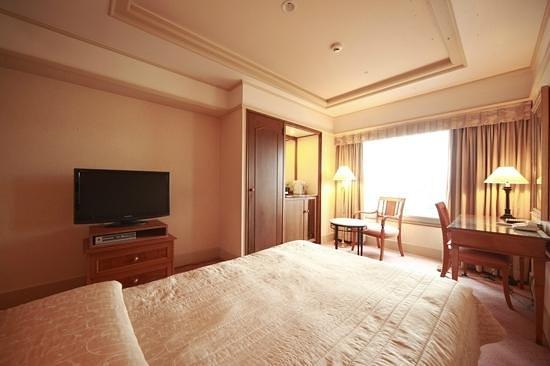 Hotel Nikko Princess Kyoto: シングルルーム