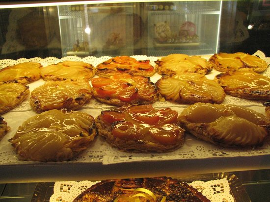 The Taste Factory: Pastries