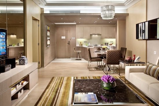 Savills Residence Century Park: Living Room