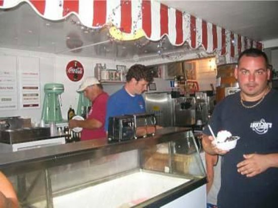 Muller's Old Fashioned Ice Cream Parlour: Yum!