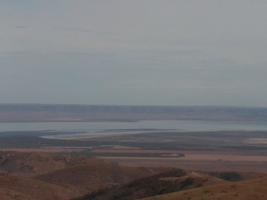 Southern Flinders Ranges Experience with Lunch: View from Hancock's Lookout
