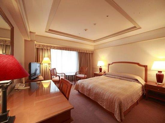 Hotel Nikko Princess Kyoto: ダブルルーム