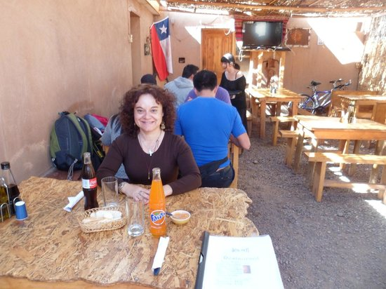 Sol Inti Restaurant: restaurant Sol Inti
