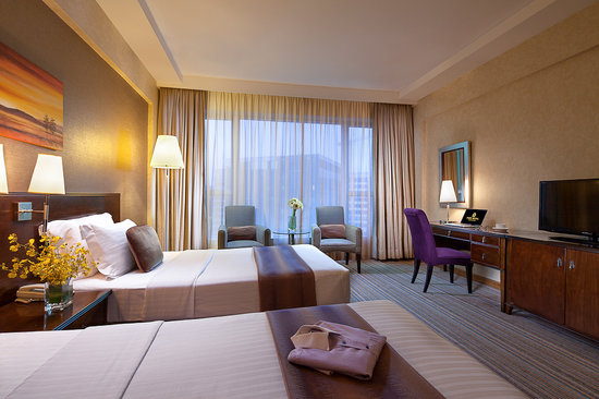 Park Hotel Hong Kong: Premier Twin Room
