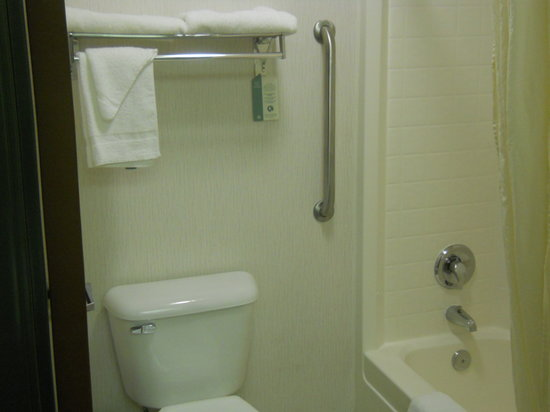 Comfort Inn & Suites Portland International Airport: Bathroom