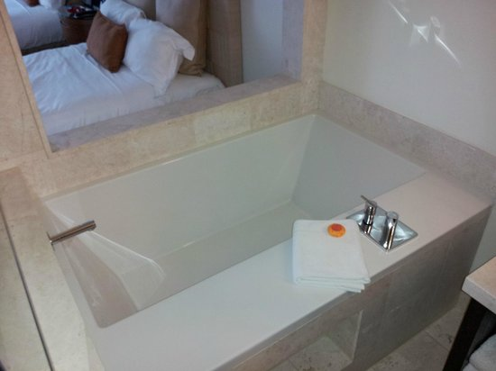 Kimpton EPIC Hotel : Spa Tub