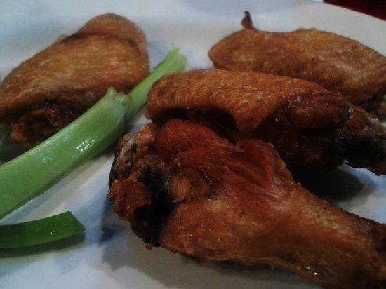 Panico's Pizza: Tasty Wings