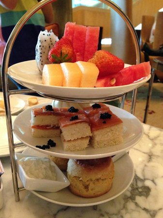 JW Marriott Hotel Hangzhou: Hi Tea