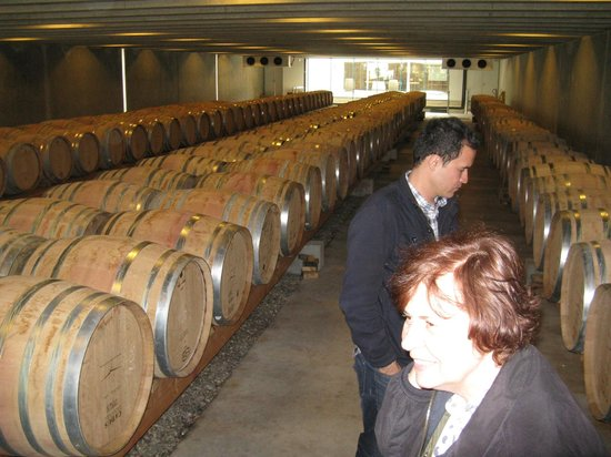 Queenstown Tours : Perrigrine Winery