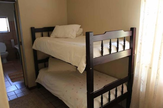 Kapsche Hoop Gastehuis: bunk beds