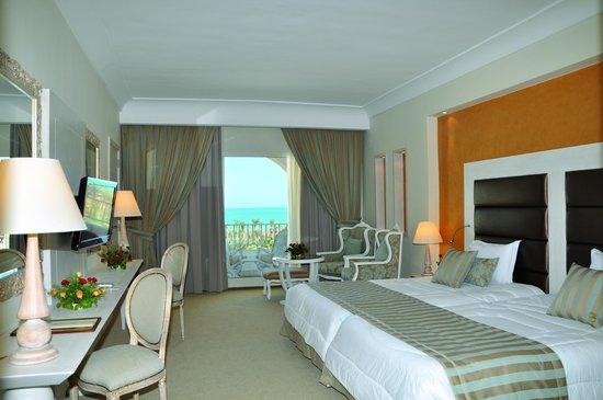 Hasdrubal Thalassa & Spa Djerba: Chambre côté Mer