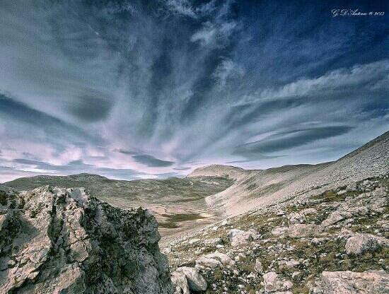 Parco Nazionale della Majella : Valle di Femmina Morta