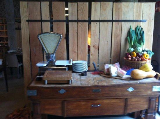 L 39 entr e photo de la table du couvent limoges tripadvisor - La table du bistrot limoges ...