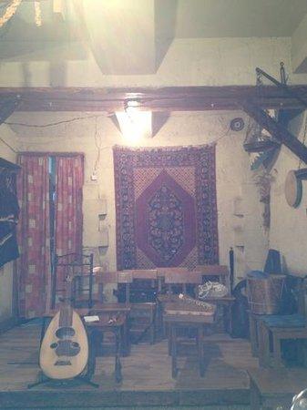 Mer Gyugh / Our Village Restaurant : Our Village stage
