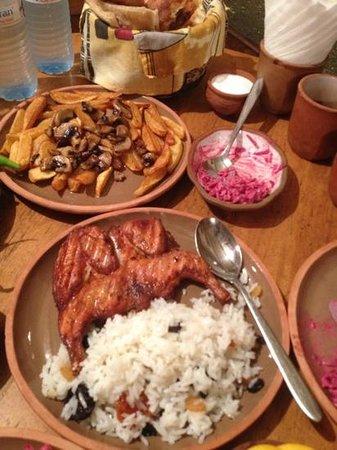 Mer Gyugh / Our Village Restaurant : yummiest food!