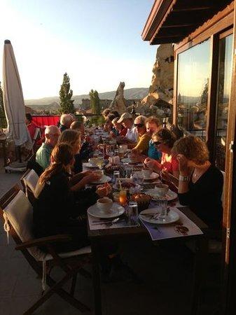 Cavusin, Turki: Başlık ekle
