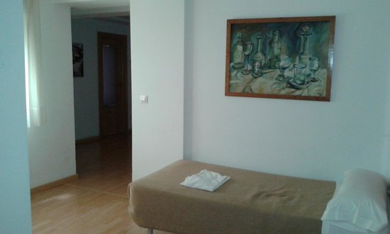 Apartamentos Auhabitat Zaragoza: Entrada