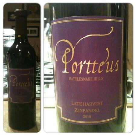 Portteus Vineyards: Purchased this for ourselves and one for a gift. Magnificent!