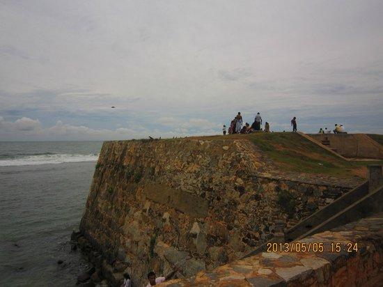 Fort De 19 Villa: galle fort view