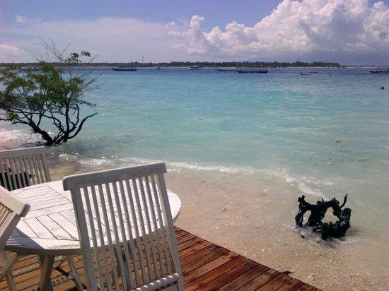 Scallywags Resort: restaurant