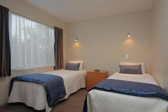 Riccarton Motor Lodge: Two Bedroom Unit