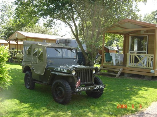 Camping La Roseraie d'Omaha : d days