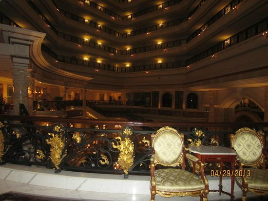 Legendale Hotel Beijing: Hotel interior