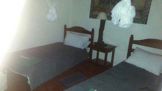 Gerties Lodge Victoria Falls: twin beds