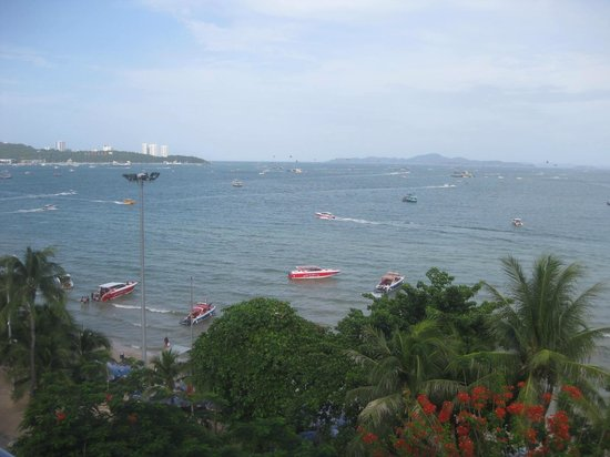 Baboona BeachFront Living : 客室からの眺め