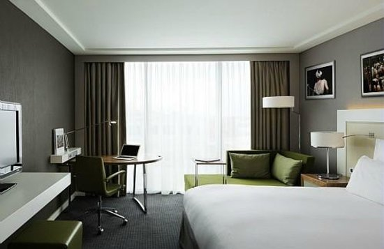 Pullman Paris Centre - Bercy: Guest Room