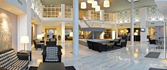 Protur Vista Badia Aparthotel: Hall Recepción - Reception hall