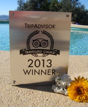 Hilltop Hideaway (Brazos Abiertos Casa Rural): Proud Winners of Trip Advisors Excellence Award