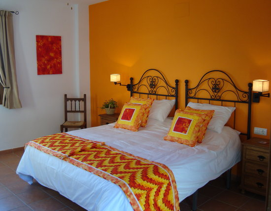 Brazos Abiertos Casa Rural: Large Bedrooms All ensuite