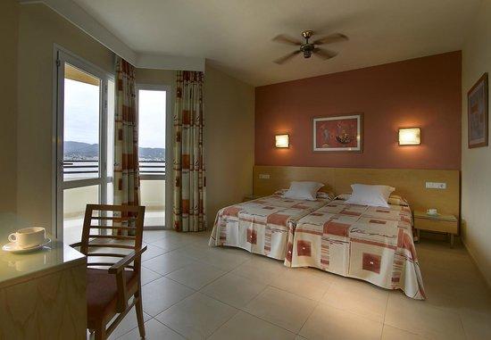 Fiesta Tanit Hotel Rooms