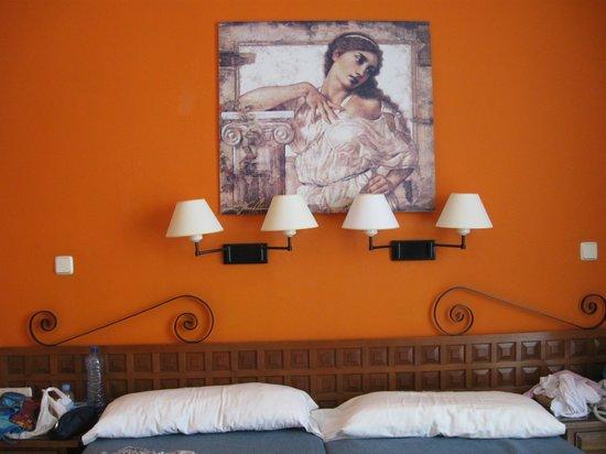 Hotel Entremares: Room 425