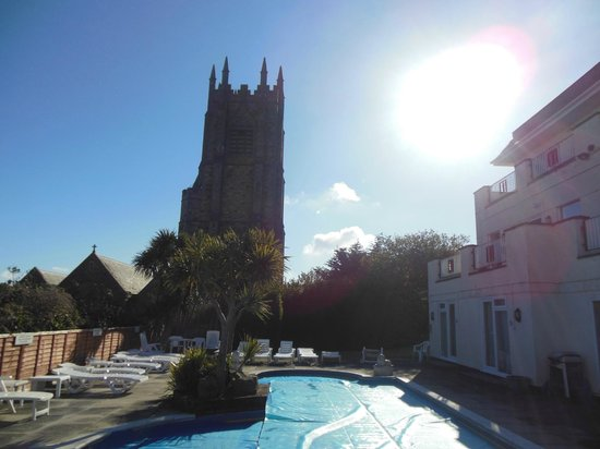 Priory Lodge Hotel: pool