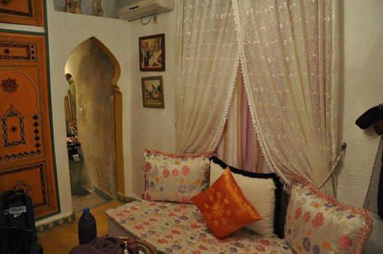Dar Meziana: la camera