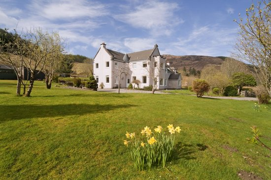 Bealach Country House: Another sunny day