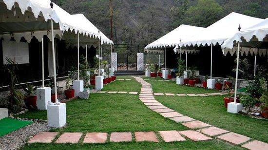 Camp AquaForest Rishikesh