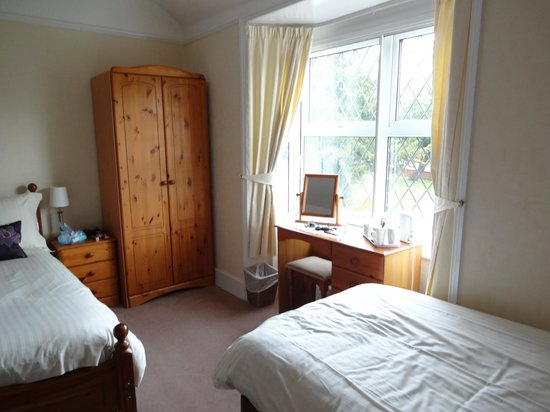 Woodstock Guest House : Double/Twin Room