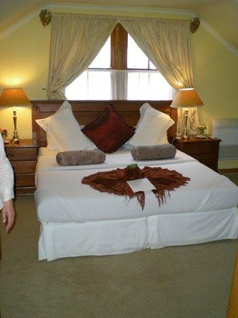 unser Zimmer im Labri Manor