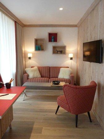 Hotel Hochschober: Neuer Wohnkomfort im Stammhaus-Zimmer