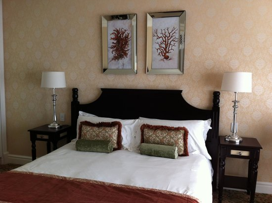 The Boardwalk Hotel: Double room