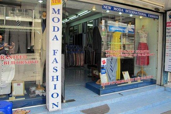 New Moda Custom Tailors: New Moda